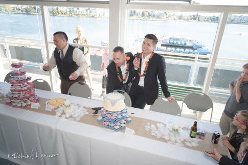 lake merritt boathouse wedding